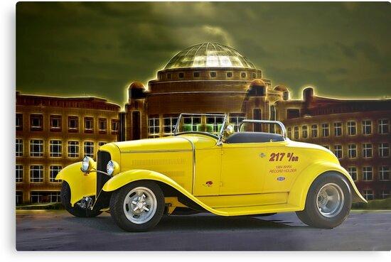 1932 Ford NHRA Roadster by DaveKoontz