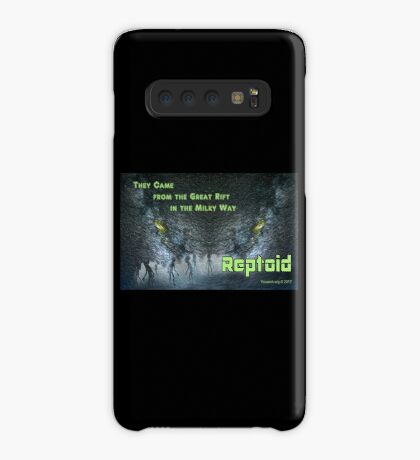 The Great Rift: Reptoid Case/Skin for Samsung Galaxy
