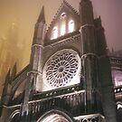 Belgium Cathedral by Melissa Contreras