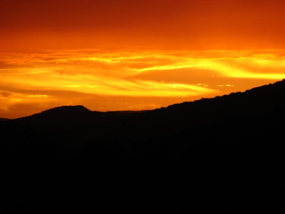 Virginia Sunset by tracywebb