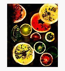 Citrus  Photographic Print