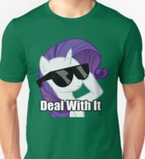 Deal With It Rarity Unisex T-Shirt