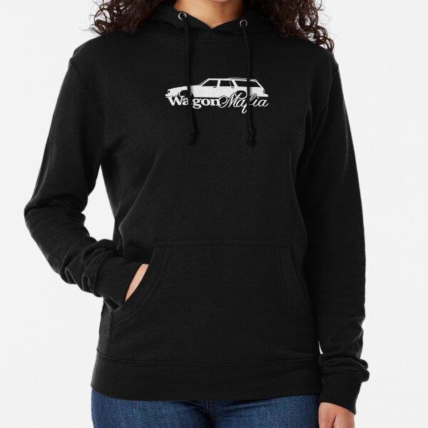 WAGON MAFIA - para la 3ª generación de la camioneta 1977-1990 Sudadera ligera con capucha