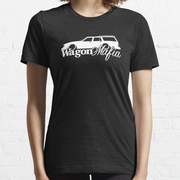 WAGON MAFIA - para la 3ª generación de la camioneta 1977-1990 Camiseta esencial