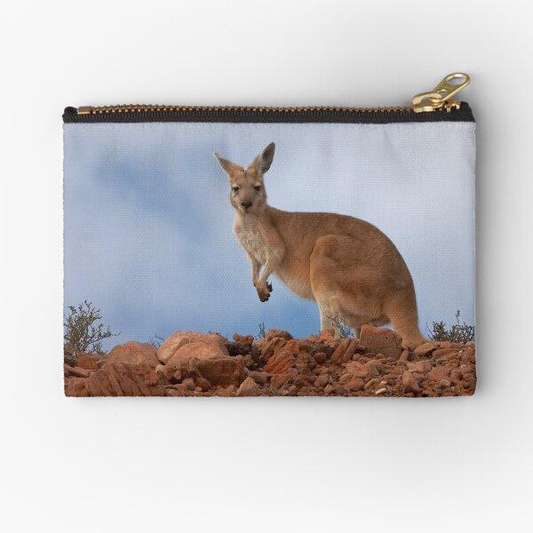 I am Australian ~ Euro Zipper Pouch