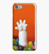 Death by Jellybeans iPhone Case/Skin