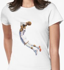 Westbrook Dunk Womens Fitted T-Shirt