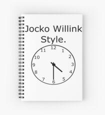 Jocko Willink Spiral Notebook