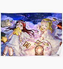 Love Live! Sunshine!! - Heaven's Stars Poster