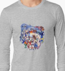 The Street Fighter Crew Long Sleeve T-Shirt