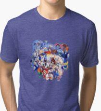 The Street Fighter Crew Tri-blend T-Shirt