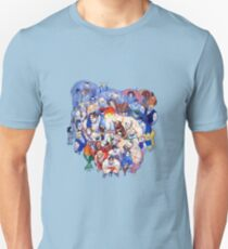 The Street Fighter Crew Unisex T-Shirt