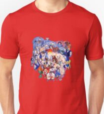 The Street Fighter Crew Unisex T-Shirt