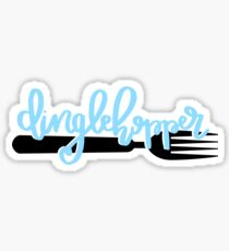 Dinglehopper  Sticker