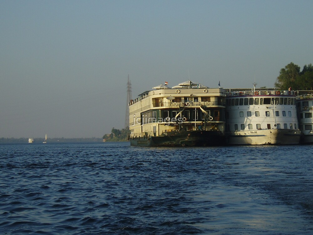 On the Nile by jcjimages