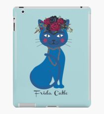 Frida Cat iPad Case/Skin