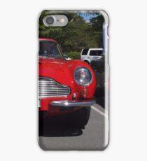 Bond. AM6 iPhone Case/Skin