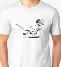 Rugbysaurus - king of the rugby dinosaurs Unisex T-Shirt