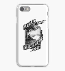 Apple Retro - First Logo iPhone Case/Skin