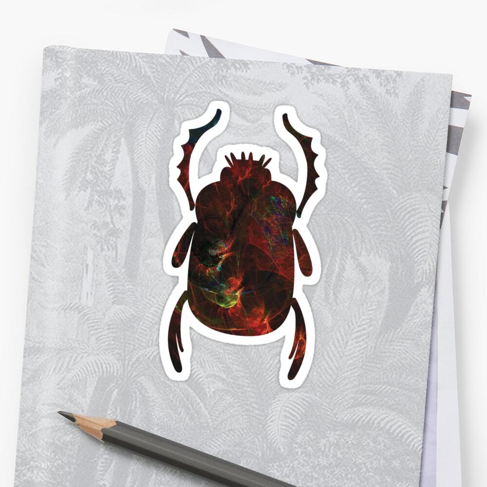 Progression of the Dragon | Egyptian Scarab Beetles  by SirDouglasFresh