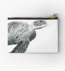 Sea Turtle Studio Pouch