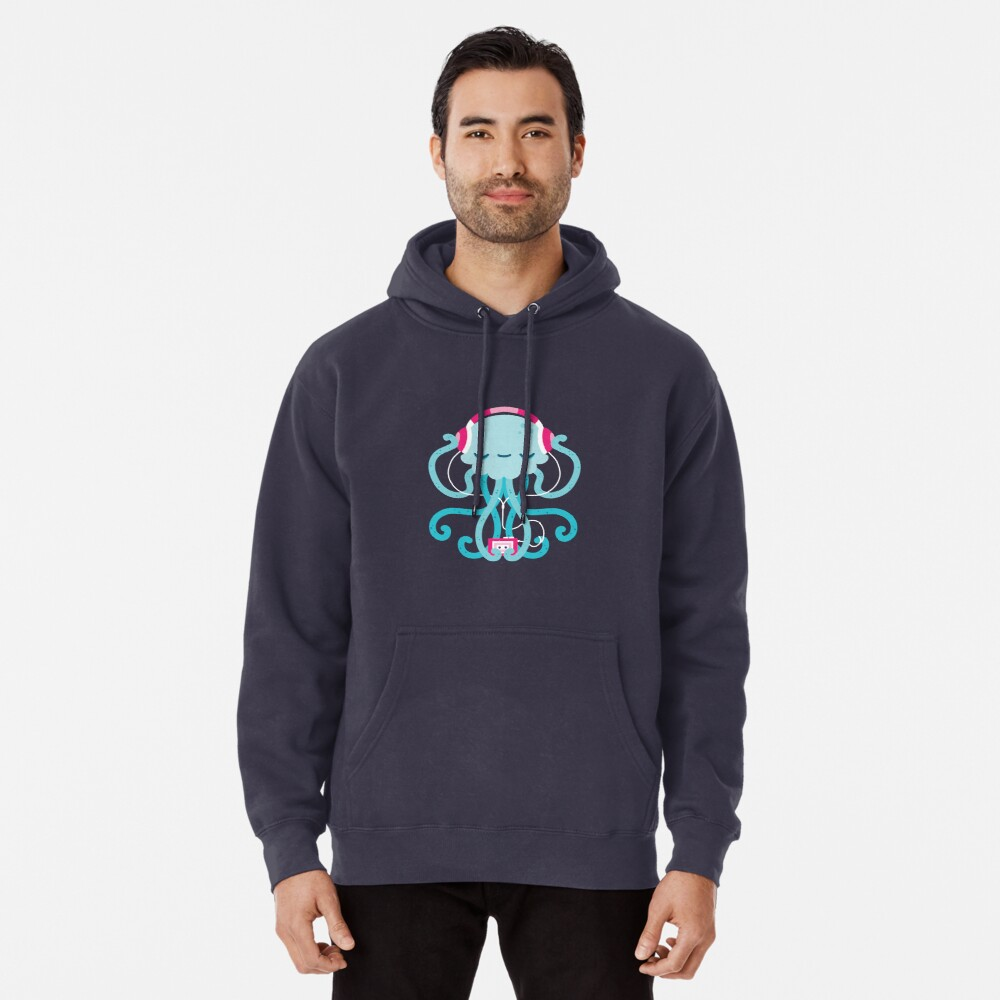 Jelly Jam Pullover Hoodie Front