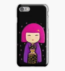 Pink Kimi Doll iPhone Case/Skin