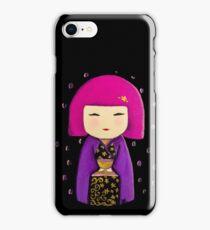 Pink Kimi Doll iPhone Case/Skin