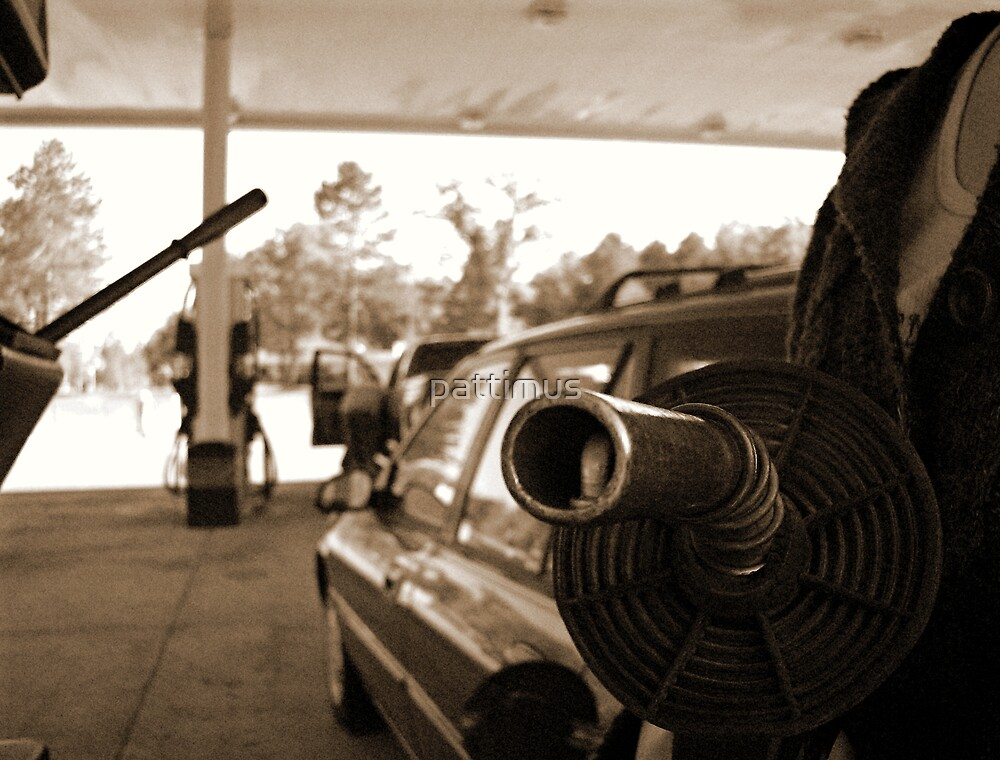 Fill 'er Up by pattimus