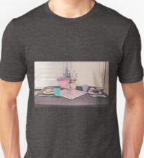 Child's Picnic for Two Unisex T-Shirt