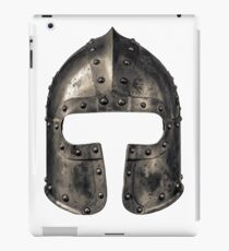 Medieval Armour Helmet iPad Case/Skin