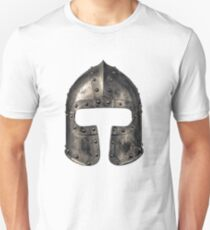 Medieval Armour Helmet T-Shirt