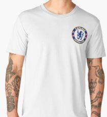 chelsea fc best logo Men's Premium T-Shirt