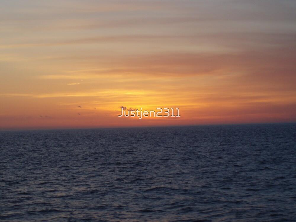 sunset by Justjen2311