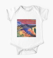 Painted Hills One Piece - Short Sleeve