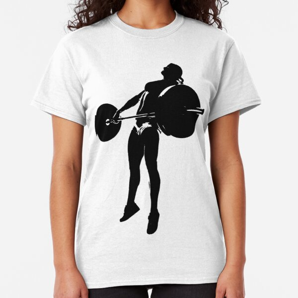 Crossfit - Girl Snatch Classic T-Shirt