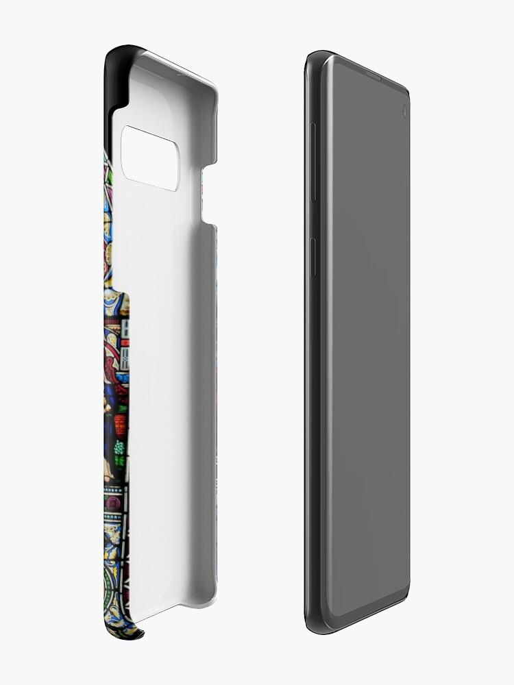 Alternate view of Sherlock Window Case & Skin for Samsung Galaxy