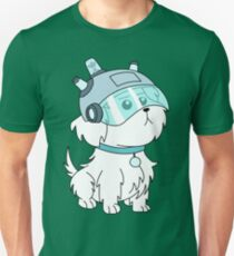 Snuffles Lawnmower Dog - Rick and Morty T-Shirt Unisex T-Shirt