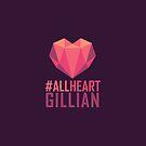 #AllHeartGillian - Pink  by allheartgillian