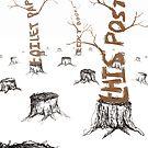 Anti-Deforestation Poster by cmisak