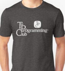 RMIT Programming Club Logo - Text Unisex T-Shirt