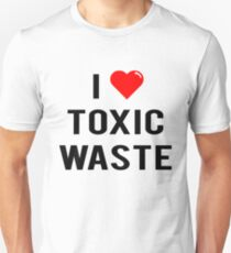 I Love Toxic Waste (Real Genius) - T-Shirt T-Shirt