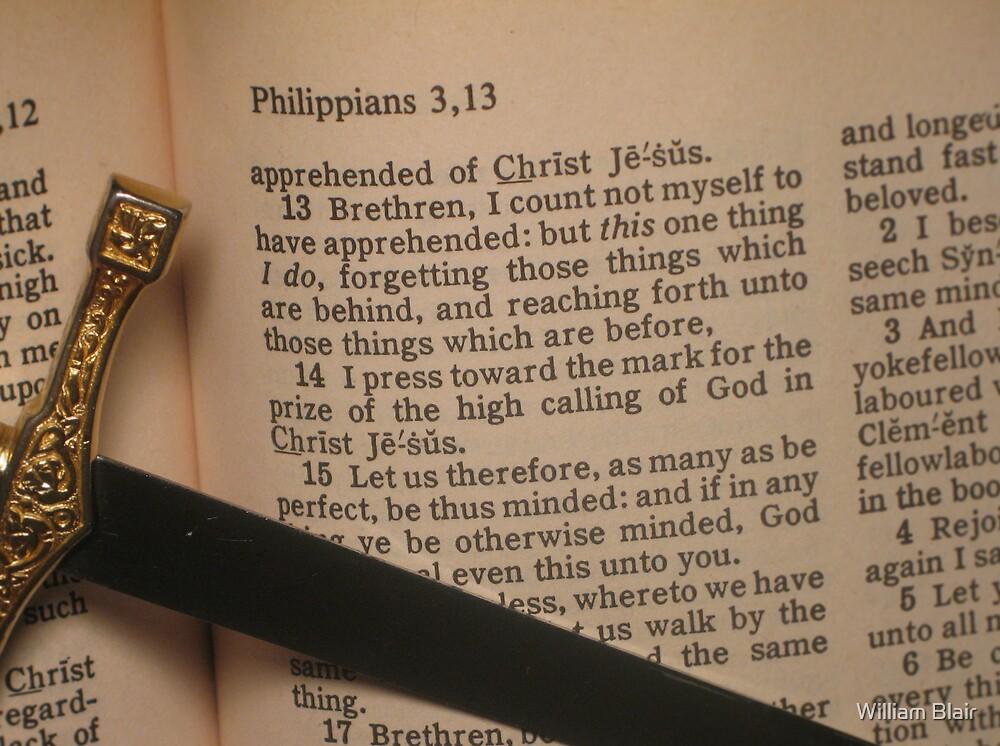 Philippians 3:14 by William Blair