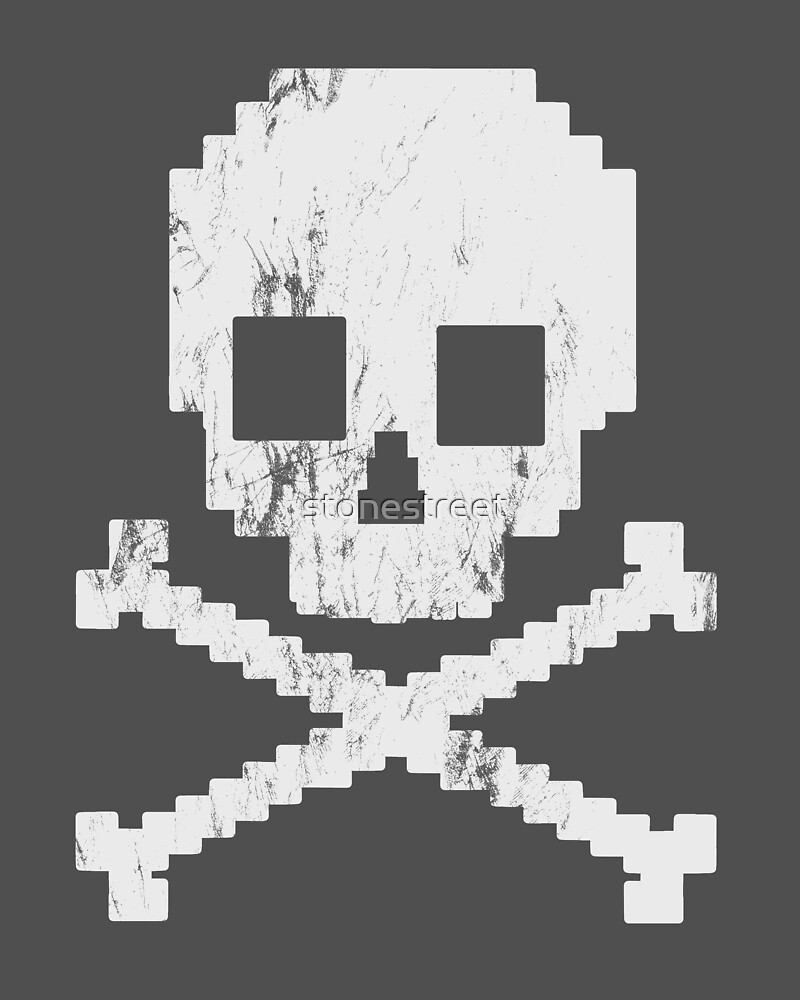 8 Bit Pirate by stonestreet