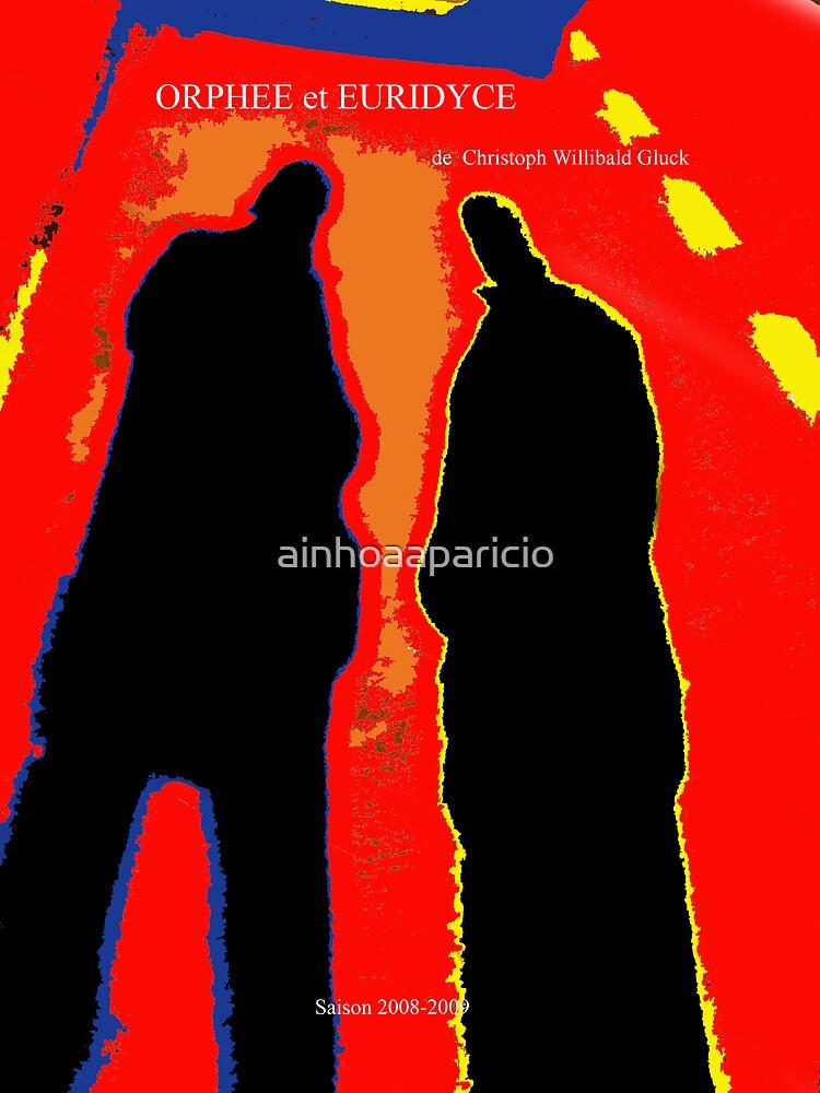 Orphée et Euridyce: an Opera Poster by ainhoaaparicio