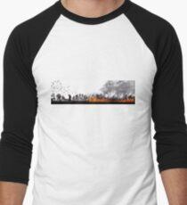 Wildfire Baseball ¾ Sleeve T-Shirt