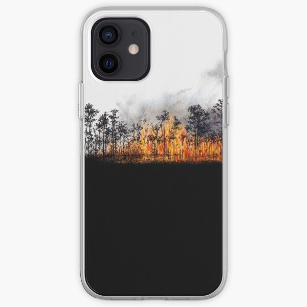 Wildfire iPhone Soft Case