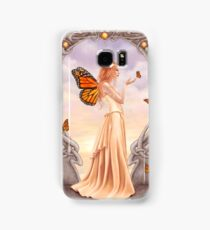 Citrine Birthstone Fairy Samsung Galaxy Case/Skin