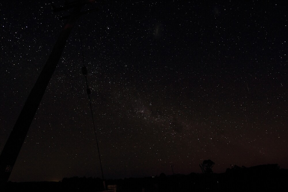 starry starry night at Gawler by gaylene