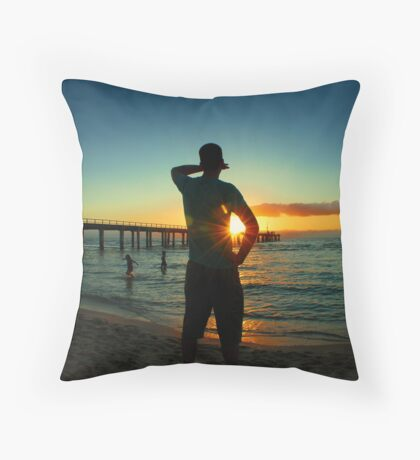 The Guardian... Throw Pillow